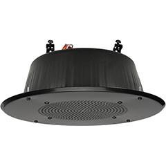 Quam 25/70.7V Wall Mount Speaker System (Black)