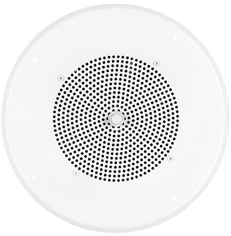 Self Amplified Ceiling Speaker With Fixed Knob Aswg1