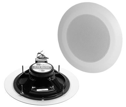 Quam In Ceiling Speaker 10W-70.7V