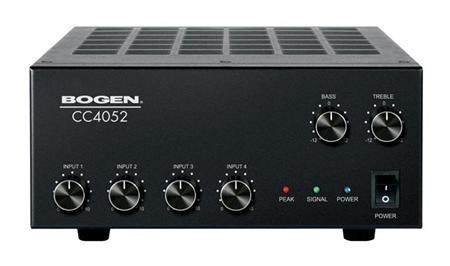 CC4052 amplifier