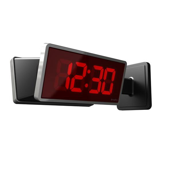 "4 Digit 2.5"" Digital School Wireless TalkBack Clock"