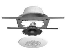 Quam Ceiling Speaker System 70V with Volume Control Qty 2