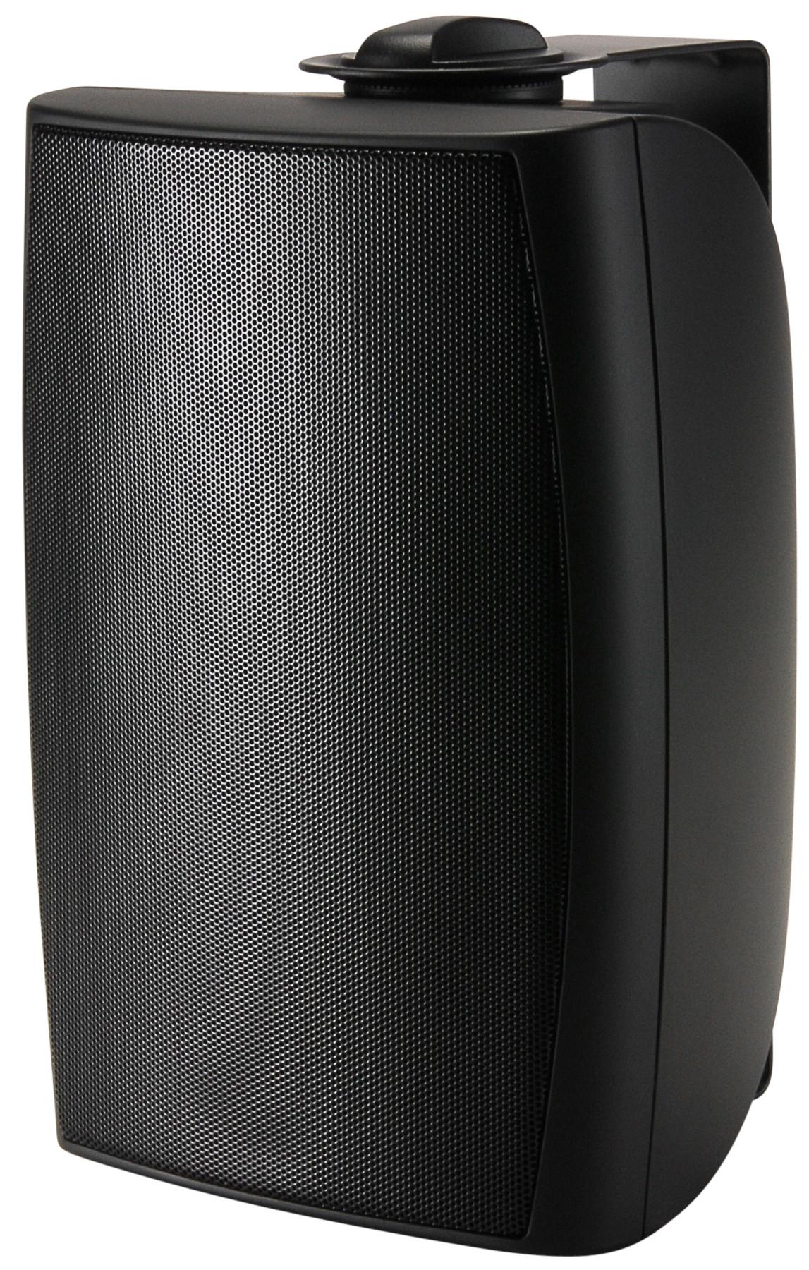 Quam 70V/ 8-Ohm In Wall Speaker Black (Qty 2)
