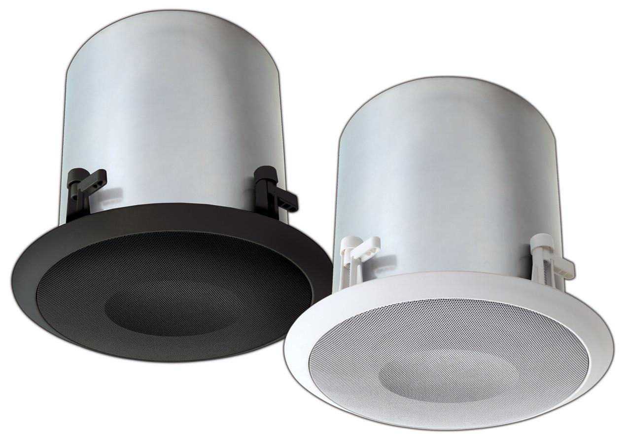 Ceiling Speaker, 100W Black