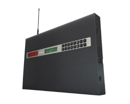 Sapling 4 Zone Rack Mount Wireless Master Clock- 915-928 MHz
