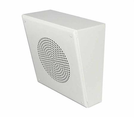 Quam Wall Mount Speaker System (25/70V, Vandal-resistant)