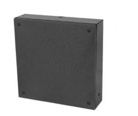 Quam Wall Mount Speaker System with Volume Control (25/70V)