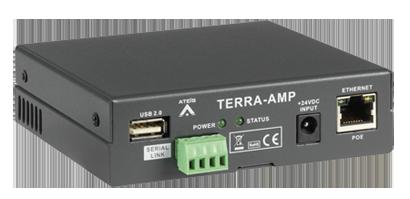 Penton Terra-AMP IP Paging Amplifier