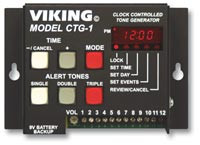 Viking Programable Tone Generator Clock Controlled