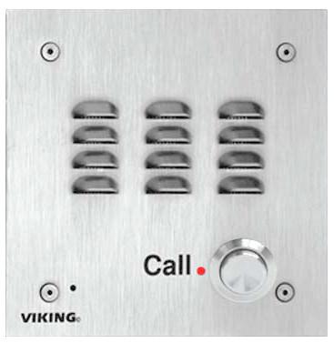Push to Talk Door Phone