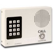 In Wall VoIP Intercom with Keypad