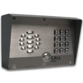 VoIP Outdoor Intercom with Keypad