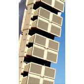 4MN Weatherproof Planar Speaker (650 Yards Sound distance) by Clear Voice