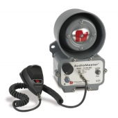 AudioMaster® Two-Way Intercom Speaker with Noise Canceling Microphone by Federal Signal