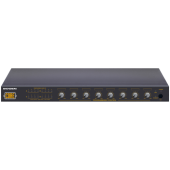 CORE4X12 DSP Universal Audio Digital Signal Processor CORE (4 inputs & 12 outputs) by Bogen Communications