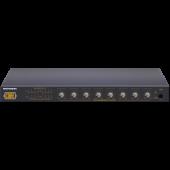 CORE8X8 DSP Universal Audio Digital Signal Processor CORE (8 inputs & 8 outputs) by Bogen Communications