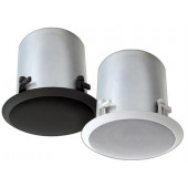 Bogen High-Fidelity Ceiling Speaker, Black