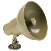 Quam Universal Mount Paging Horn (25/70V)