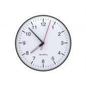 "16"" IP Analog Clock for Schools (White Case)"