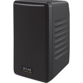 Bogen Black In Wall Loudspeaker with Volume Control