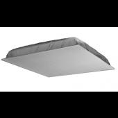 Quam 2' x 2' 70V Ceiling Tile Speaker System (Standard Perf Black)