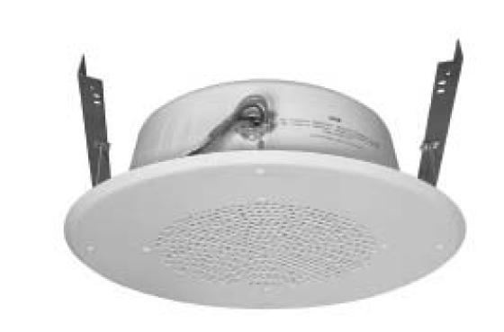 Rounded Ceiling Speaker