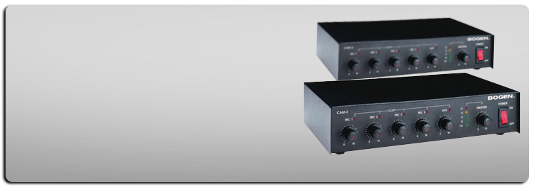 Zone Audio Amplifiers