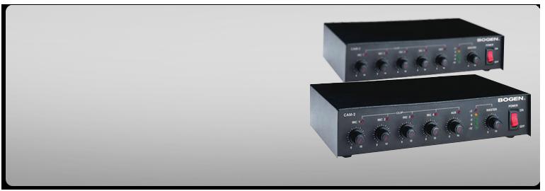 Zone Audio Amplifiers
